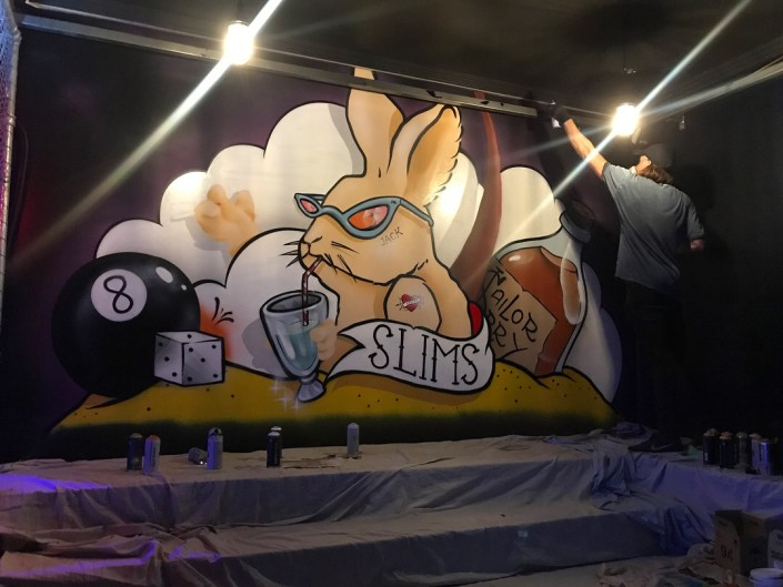 Sailor Jerry Mural Competition
